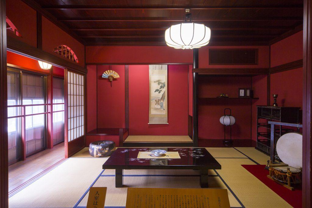 金沢にし茶屋街資料館