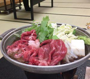 能登牛 鍋料理