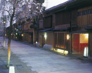 金沢にし茶屋街2